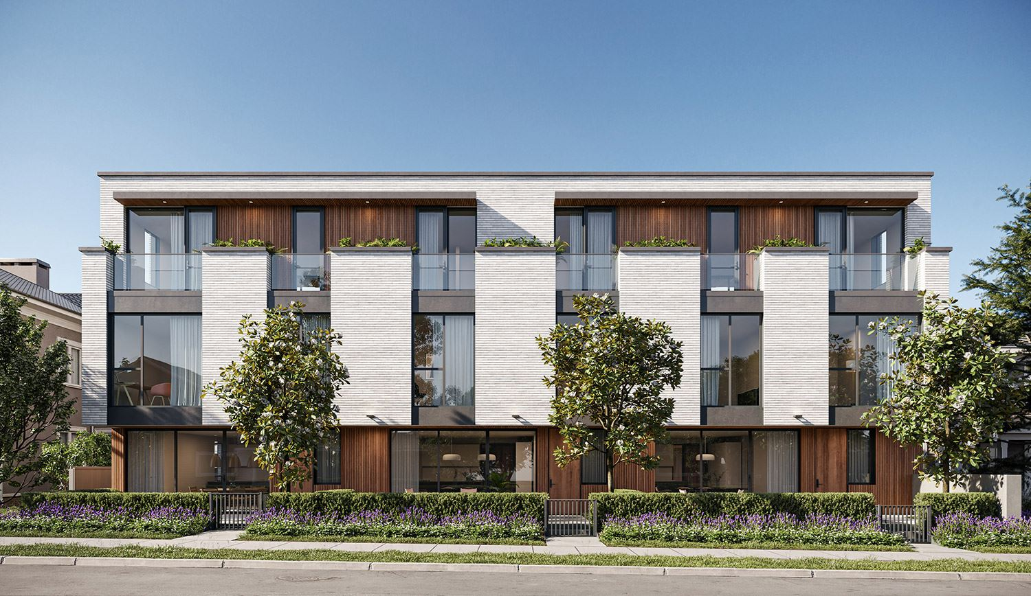 the willow vancouver presale exterior