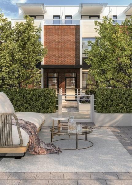 west oak vancouver patio