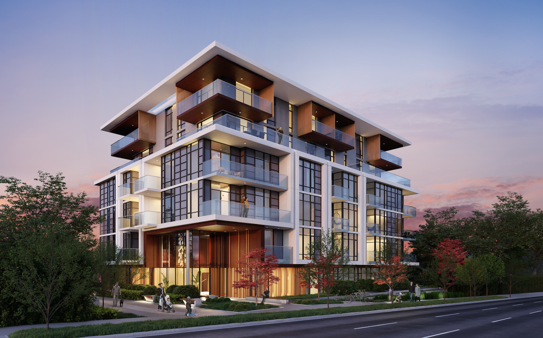 Oakmont Vancouver Presale