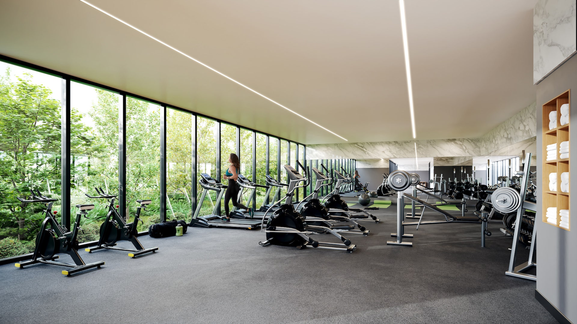melrose Surrey presale gym