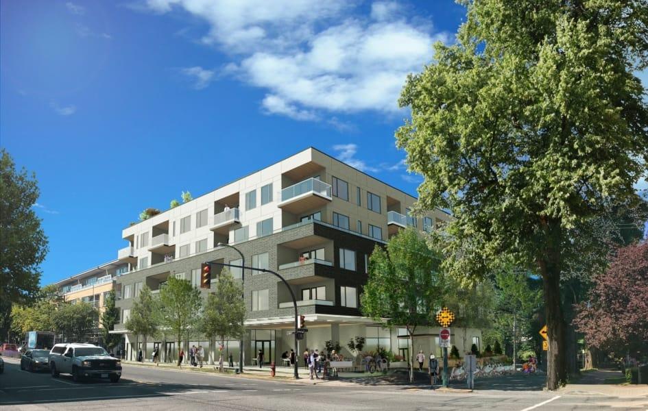 park place arbutus development
