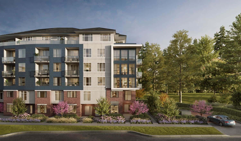 king Crescent Surrey development