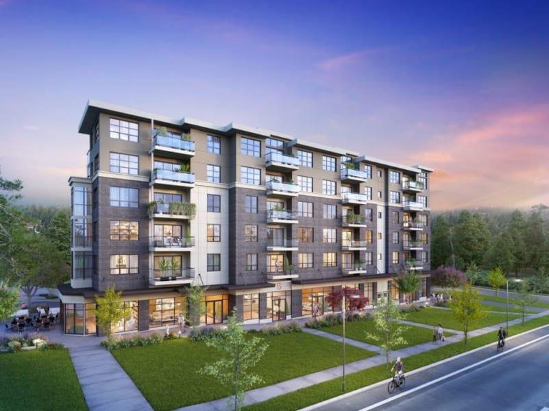 Shyne Surrey development