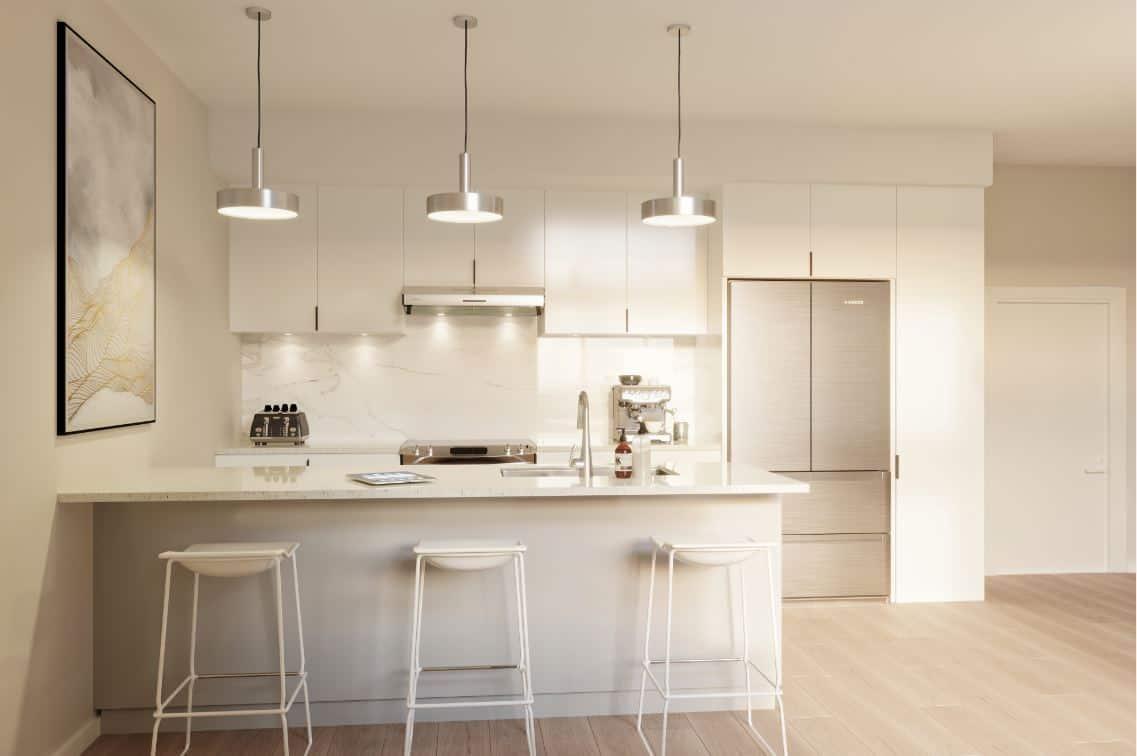 Shyne Surrey development interior alternate